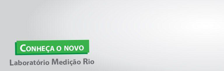Laboratório Medição Rio