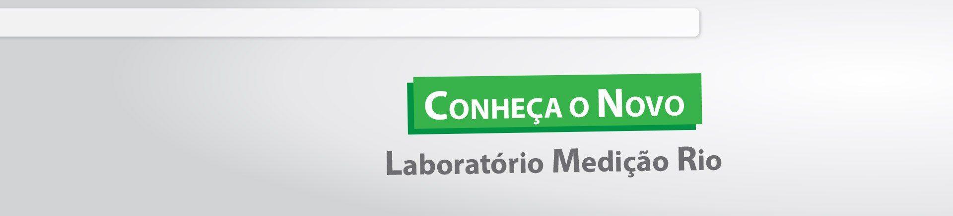 Nova Medição Rio