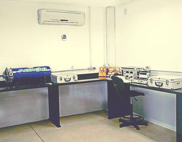 Laboratório Medição Catanduva