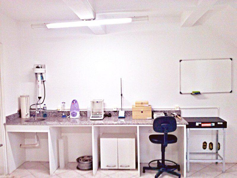Laboratório Medição Chapecó