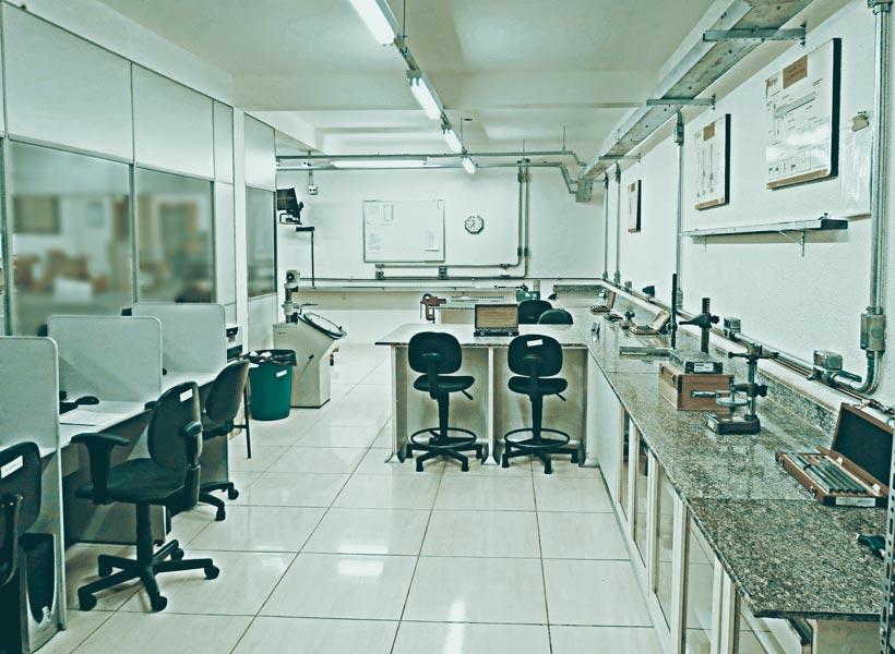 Laboratório Medição Contagem