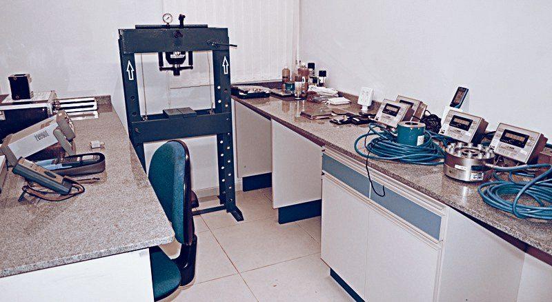 Laboratório Medição Cuiabá