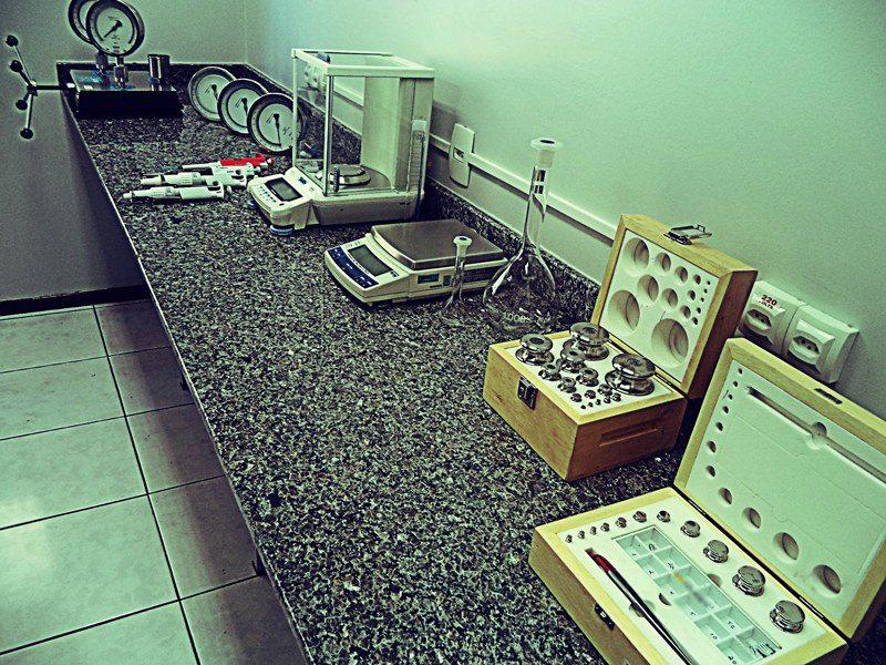 Laboratório Medição Curitiba