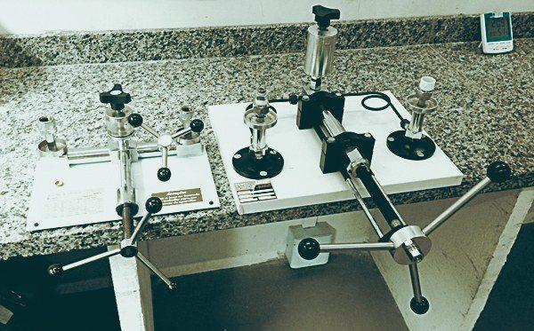 Laboratório Medição Macaé