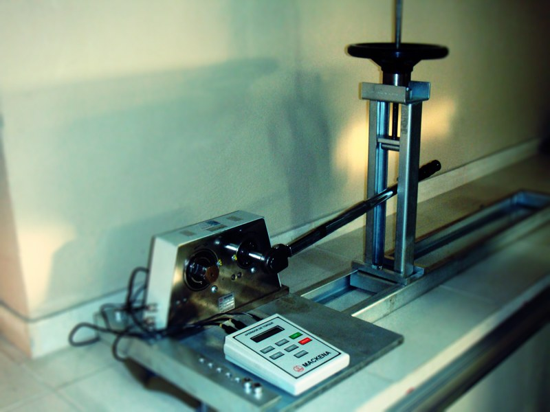Laboratório Medição Resende