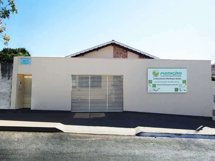 Laboratório Medição Goiás