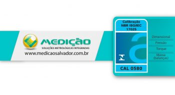 Laboratório Medição Salvador acreditado na grandeza Torque.
