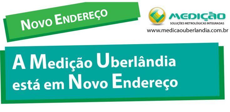 O Laboratório Medição Uberlândia  está em Novo Endereço