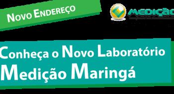 Conheça o Novo Laboratório Medição Maringá.