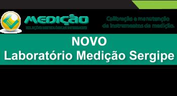 NOVO Laboratório Medição Sergipe