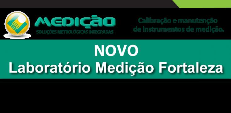 NOVO Laboratório Medição Fortaleza