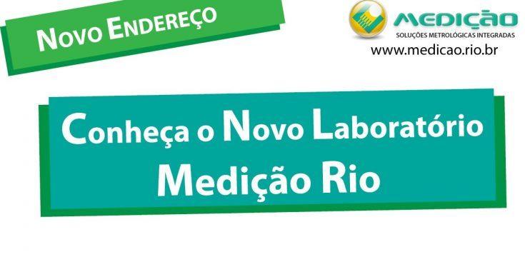 Conheça o Novo Laboratório Medição Rio.