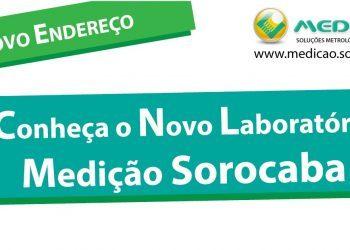 Conheça o Novo Laboratório Medição Sorocaba.