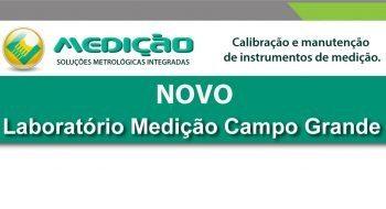 NOVO Laboratório Medição Campo Grande