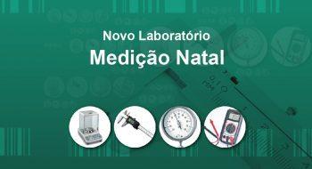 Novo Laboratório Medição Natal