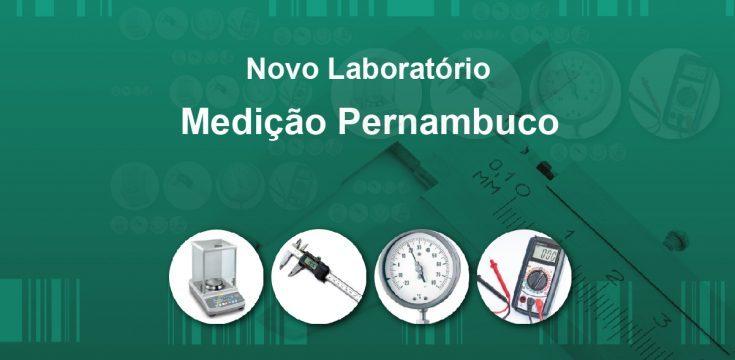 Novo Laboratório Medição Pernambuco